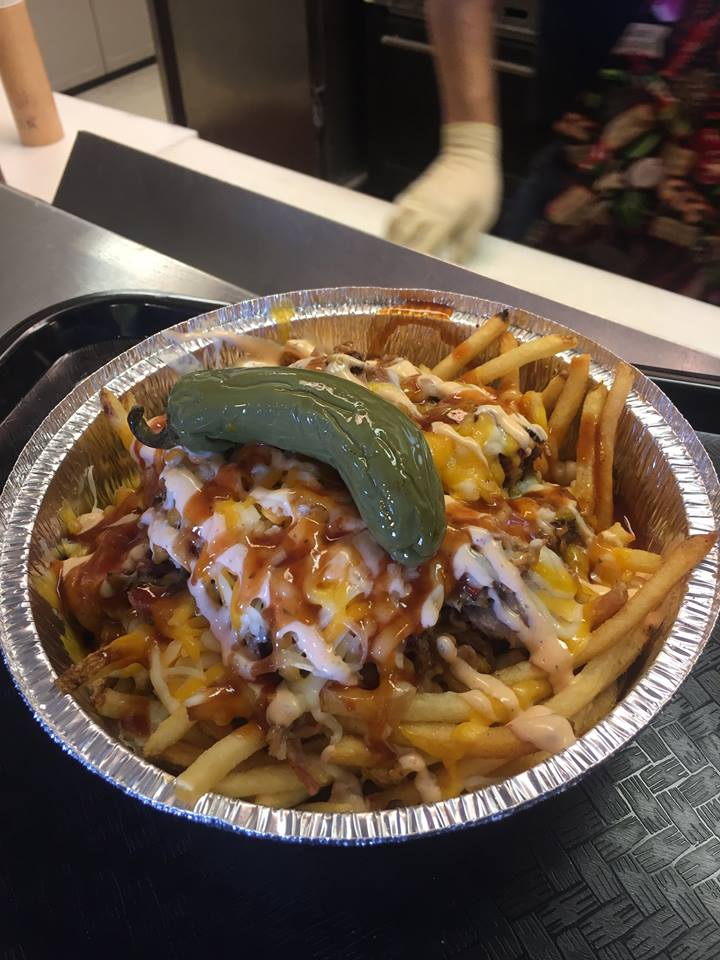 Badass Fries