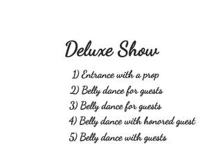 Deluxe Show