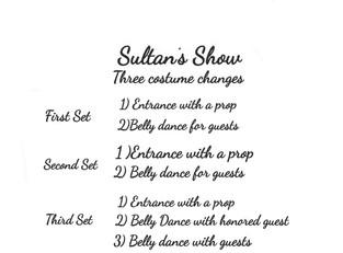 Sultan's Show