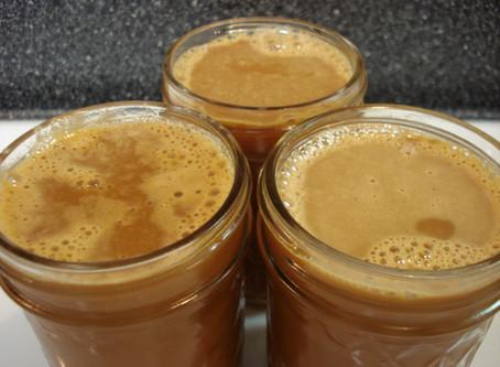 Sea Salted Goats Milk Caramel Sauce