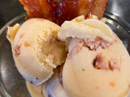 Jack Daniel's Maple Bacon Ice Cream