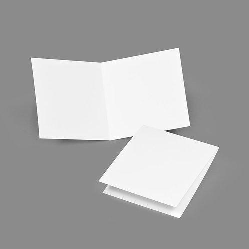 Folded Card - Classic 6x6