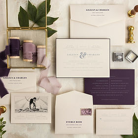 Dropped_From_the_Sky_wedding_invitation