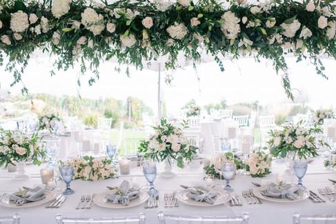 Glamorous Winery Wedding