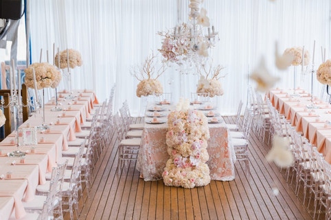 A&K Winter Blush Wedding