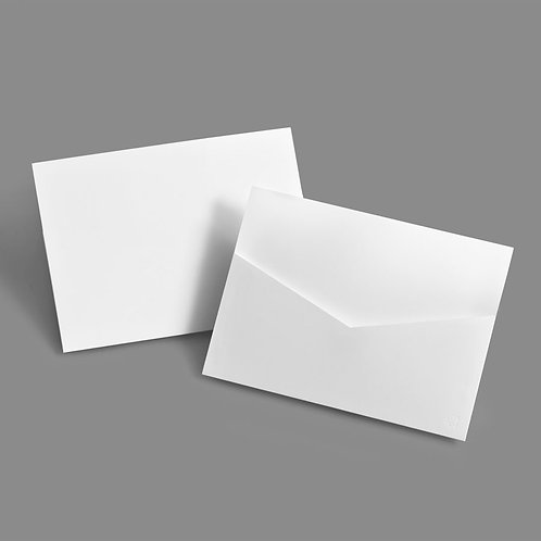 Pocket Card - Signature 5x7 Landscape
