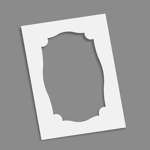 Frame - Crest 5x7