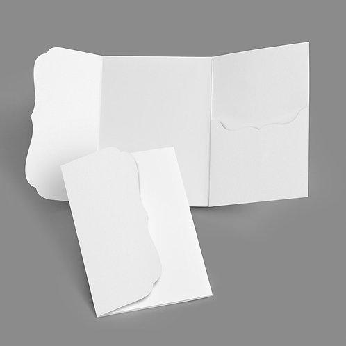 Pocket Folds - Bracket Side 5x7 Landscape