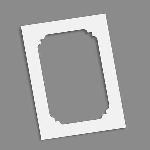 Frame - Deco 5x7