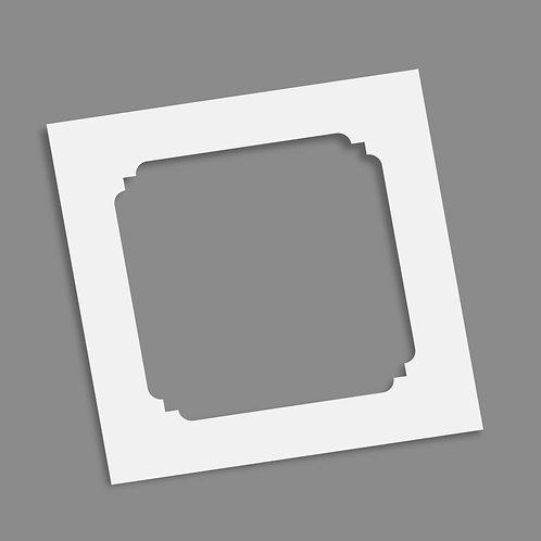 Frame - Deco 7x7