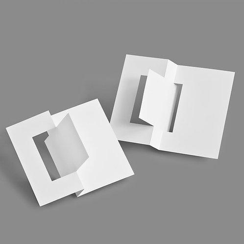 Twist Card - Classic 6x6