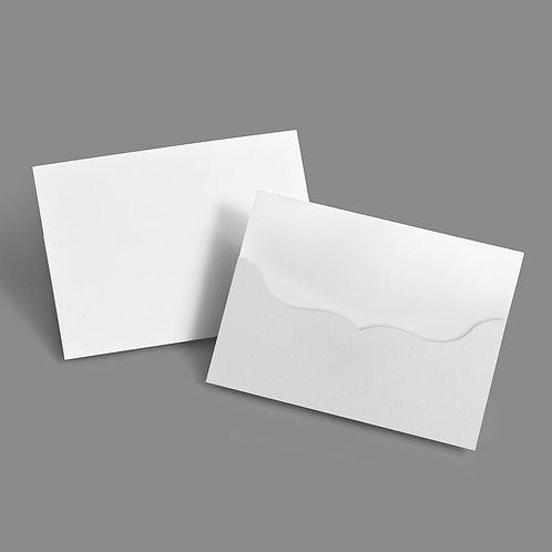 Pocket Card - Bracket 5x7 Landscape
