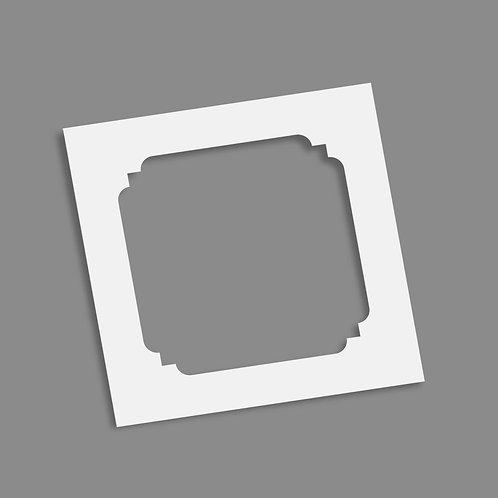 Frame - Deco 6x6