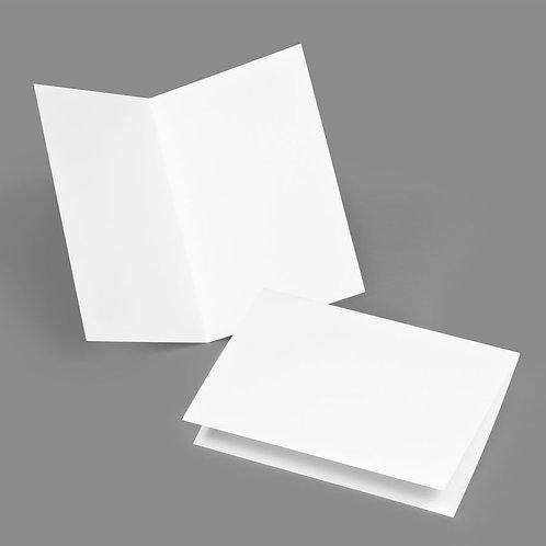 Folded Card - Classic 5.5x8.5 Landscape
