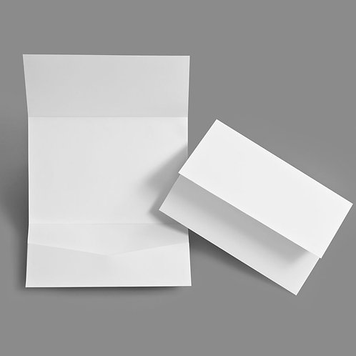 Pocket Folds - Classic 6x9 Landscape