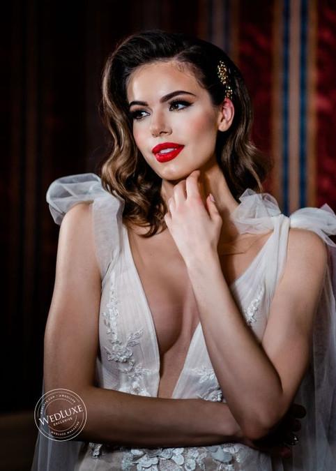 Scarlet Glamour