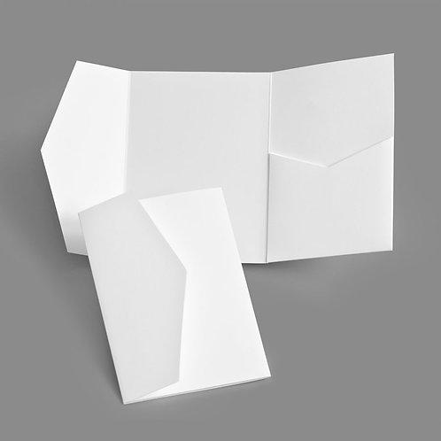 Pocket Folds - Signature Side 5x7 Landscape