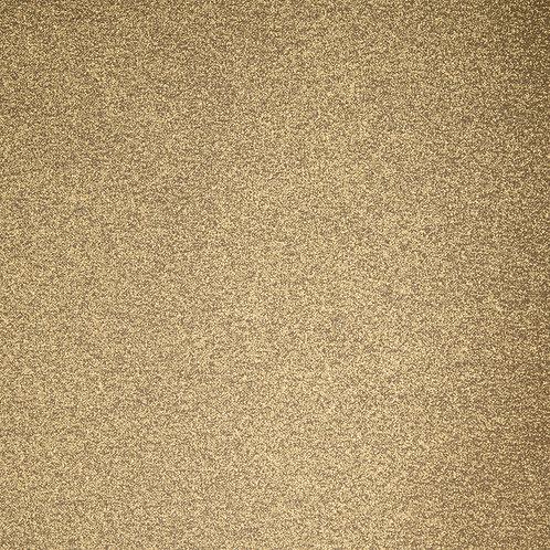 Glitterati Gold/White