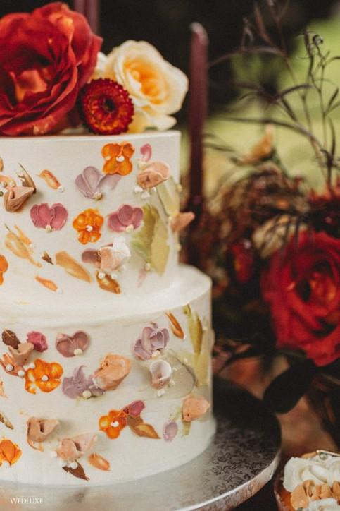Warm Autumn Wedding Vibes