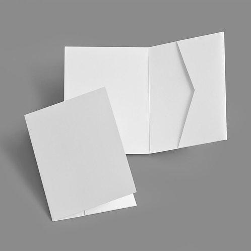 Pocket Folds - Booklet 4x5 Landscape