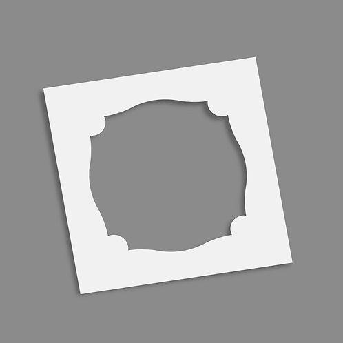 Frame - Crest 6x6