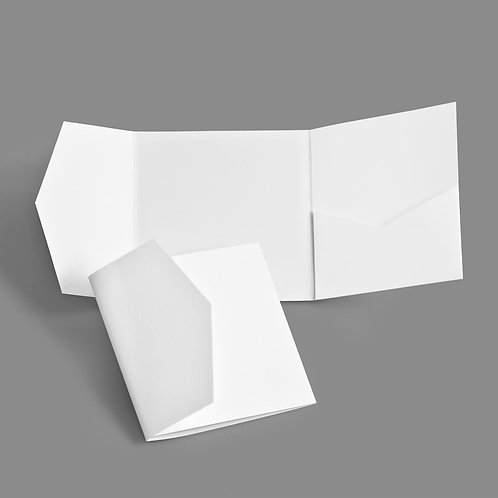 Pocket Folds - Signature Side 6x6