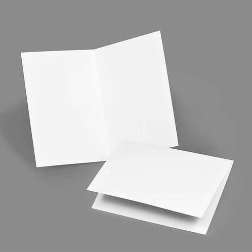 Folded Card - Classic 5x7 Landscape