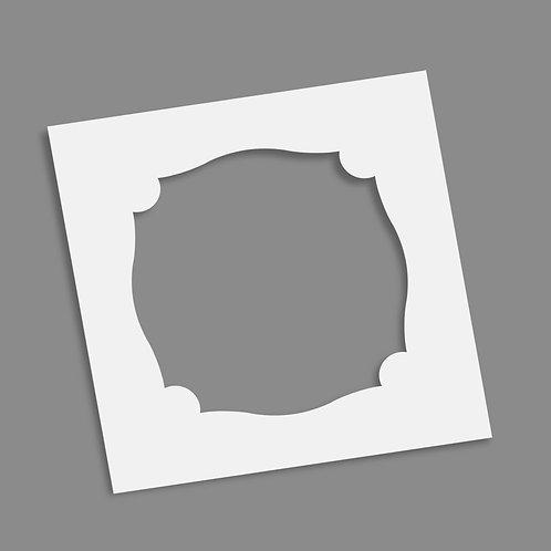 Frame - Crest 7x7