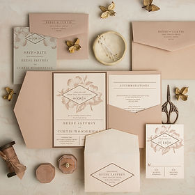 Diamond_Fleur_wedding_invitation