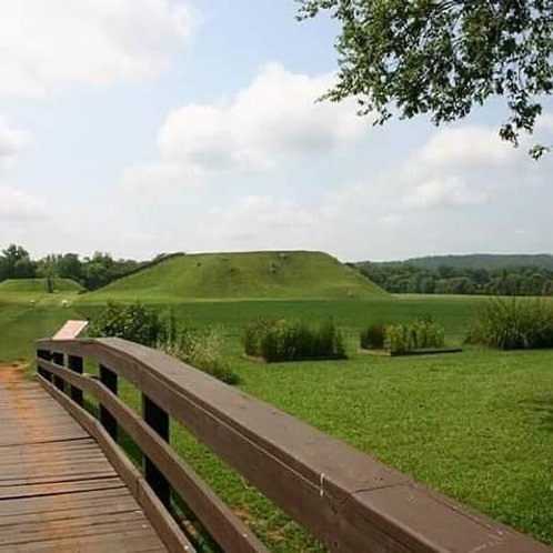Hike and Bend: Etowah Mounds Edition