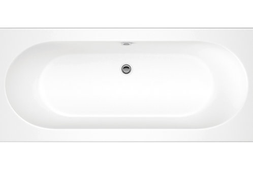 CASCADE SUPERCAST DOUBLE END 1800X800 0TH BATH