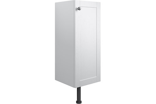 BENITA 300 BASE UNIT - SATIN WHT ASH