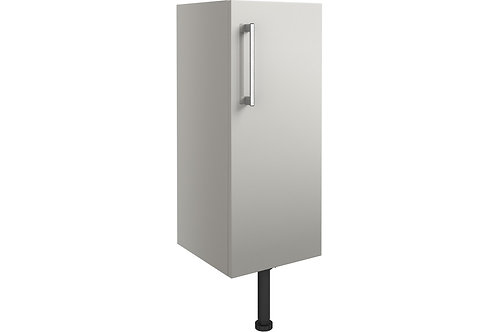 ALBA 300MM BASE UNIT - LIGHT GREY GLOSS