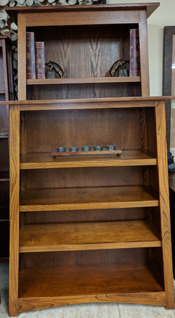 Arts & Crafts Bookcase #146