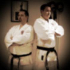 Instructors of Winnipeg Karate Class, Chito-Ryu