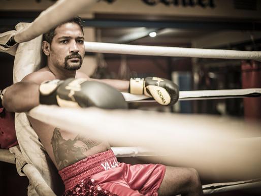 Os fenômenos olímpicos do boxe que precisaram vender comida para se manter na pandemia