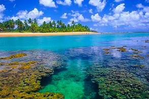Conheça Barra Grande, local de belas praias na Península de Maraú, na Bahia