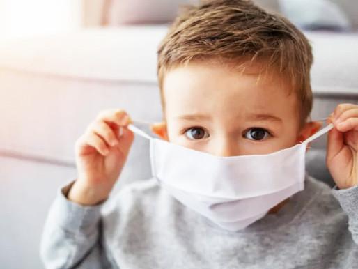 Covid: risco extremamente baixo de infecção grave em crianças é confirmado em estudo