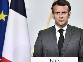 Macron admite alargar vacinação obrigatória a toda a população