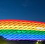 UEFA rejeita iluminação nas cores do arco-íris no jogo entre Alemanha e Hungria