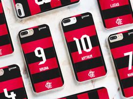 Flamengo e Gocase oficializam parceria e lançam produtos licenciados