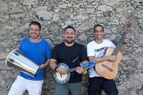 Samba do Xoxó é a atração no Rena de Portas Abertas