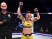 Jéssica Bate-Estaca nocauteia número um do ranking e pede por título do UFC.