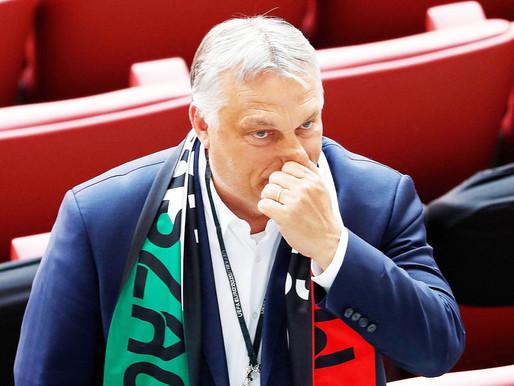 Ultradireitista Orbán desafia UE com lei que proíbe falar sobre homossexualidade nas escolas da Hung