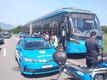 Paralisação de motoristas do BRT e ameaça de chuva põem cidade do Rio em estágio de mobilização