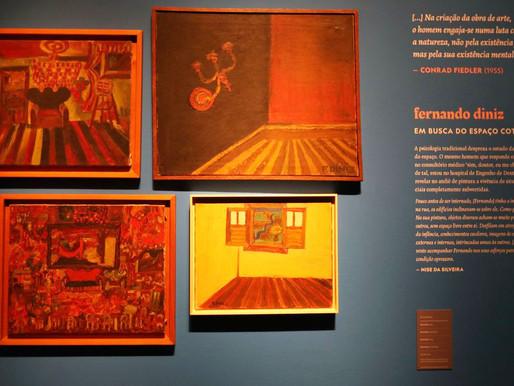 Exposição no CCBB mostra obras de ex-pacientes de Nise da Silveira