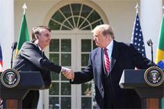 A 15 dias da eleição para a Casa Branca, Brasil e EUA fecham acordo