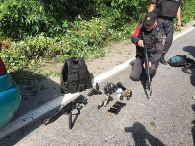 Líderes do tráfico de oito estados migram para o Rio, diz polícia