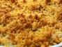 Receita de bacalhau lascado com Puré de Castanhas, Trufas e Broa de Milho Torrada