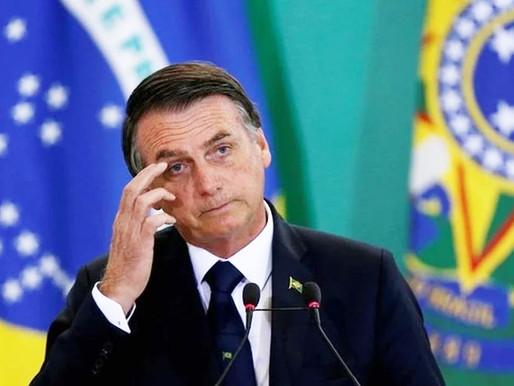 Bolsonaro ironiza manifestações contra o governo realizadas no fim de semana